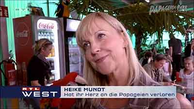 Papageien-Café in RTL