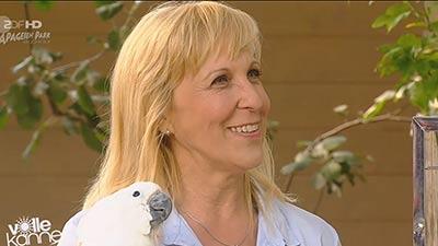Heike Mundt im ZDF über moderne Papageienhaltung