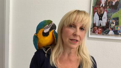 Heike klärt auf: können Papageien sprechen?