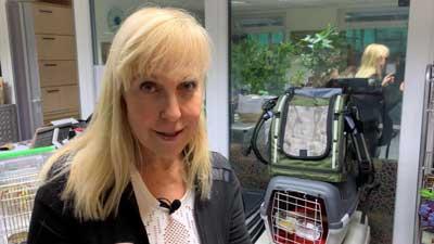 Transportsysteme für Papageien und Sittiche