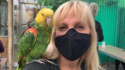 Papageien Cafe im November 2020 geschlossen
