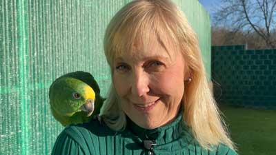 Wieviel Licht brauchen Papageien?