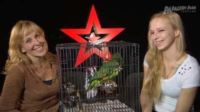 Supertalent 2012 - Papagei Jackos Auftritt im Finale