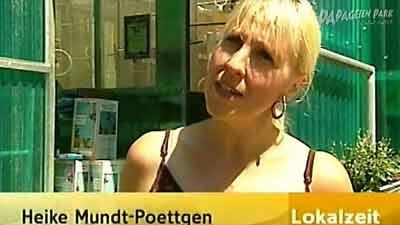 Papageienpark Bochum in WDR Lokalzeit