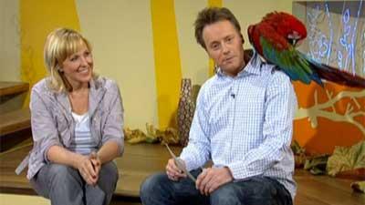 Papageienhaltung & Sprachbegabung im WDR
